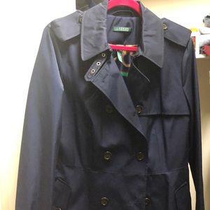 Ralph lauren trench coat.